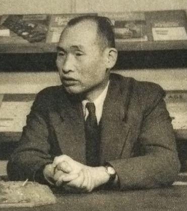 Takayanagi_Kenjiro_1953