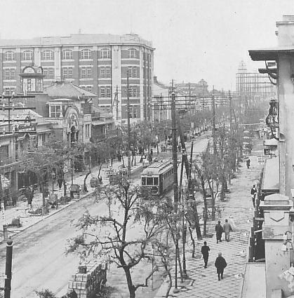 Ginza_circa_1920