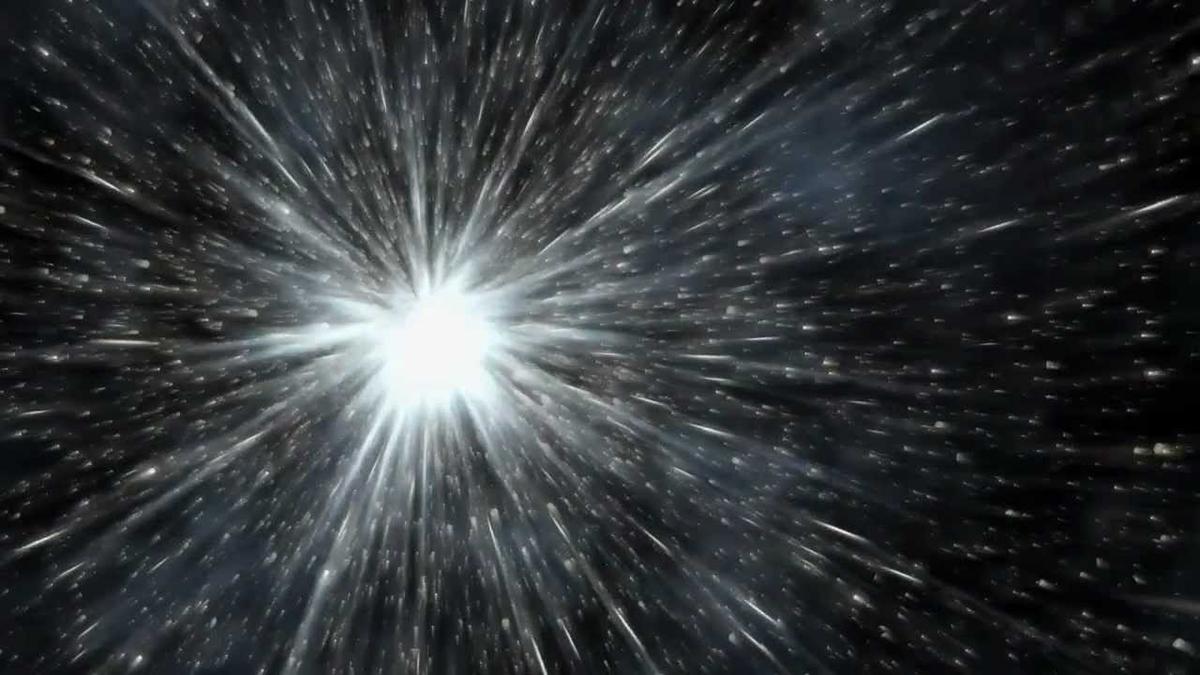 宇宙の始まりのビックバンのパワーってどっから出てきたの??