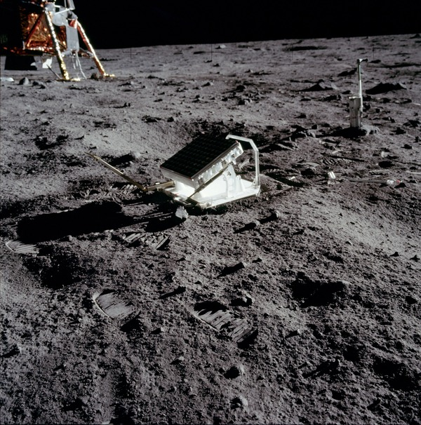 Lunar Laser Ranging experiment