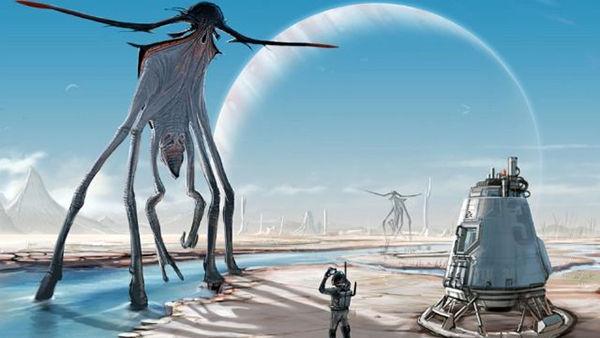 地球外生命体について語ろう