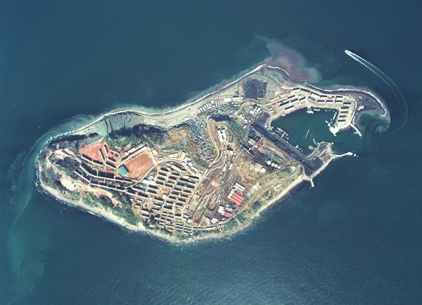 Ike-Shima_Island_Nagasaki_City_Aerial_Photograph