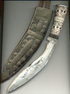 Khukri-knife