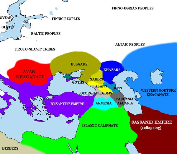 Pontic_steppe_region_around_650_AD