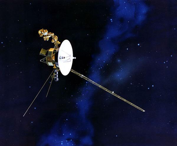 1977年に打ち上げられた探査機「ボイジャー2号」、太陽圏を脱出し星間空間へ