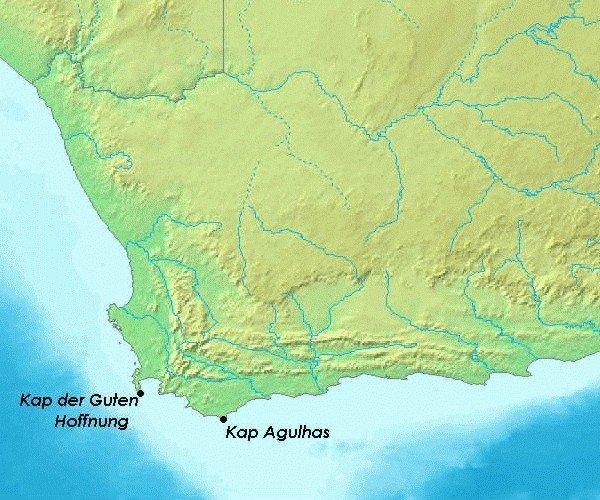 Agulhas-Map