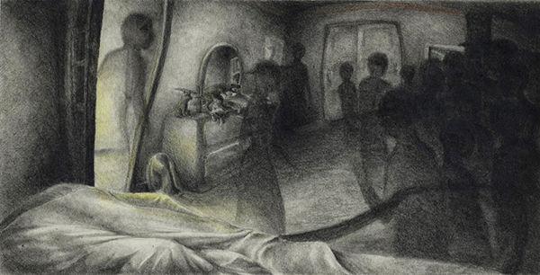 交通事故に会ってから幽霊が見えるようになったんだが