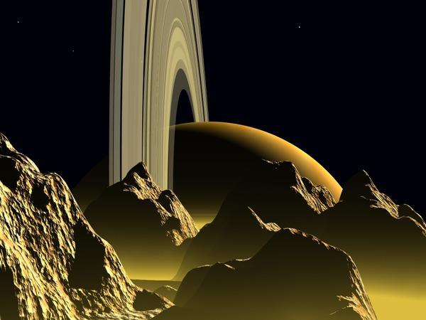 土星はこう見える