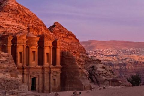 ペトラ遺跡(ヨルダン)