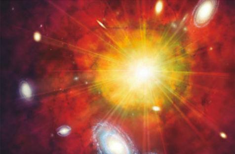 【宇宙】「宇宙はビッグバンから始まった」は間違い 既にひとつの「古い宇宙」があった=量子力学の研究結果