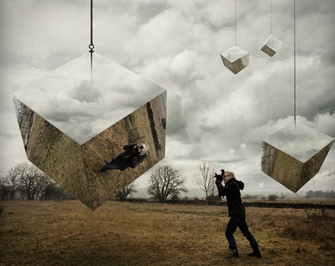 Reflective Cubes