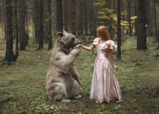 ♪ある日、森の中♪