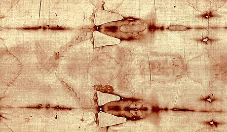 キリスト 聖骸布