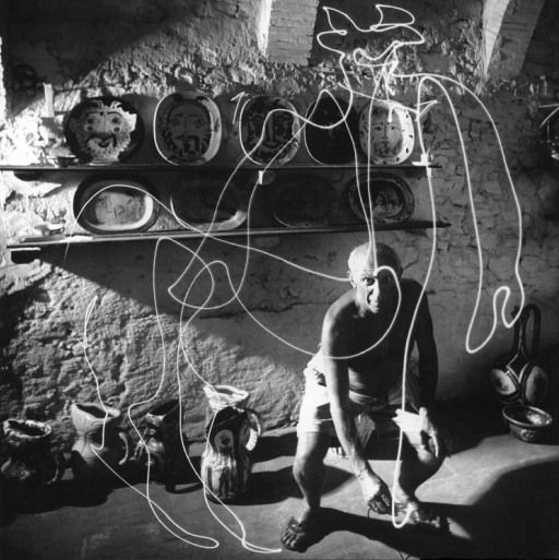 picasso-painting-on-glass