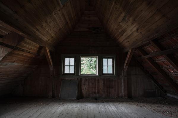 屋根裏から変な物音がする→詳しく調べた結果、恐ろしい結末に・・・・