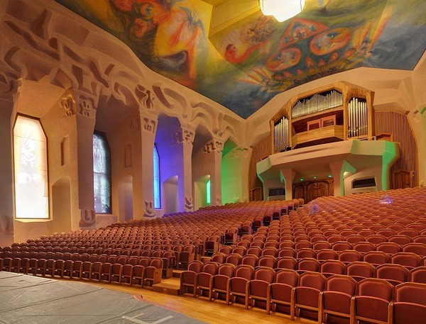 Goetheanum-in-Switzerland