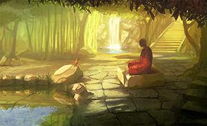 瞑想 捗る