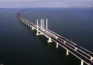 中国の橋-