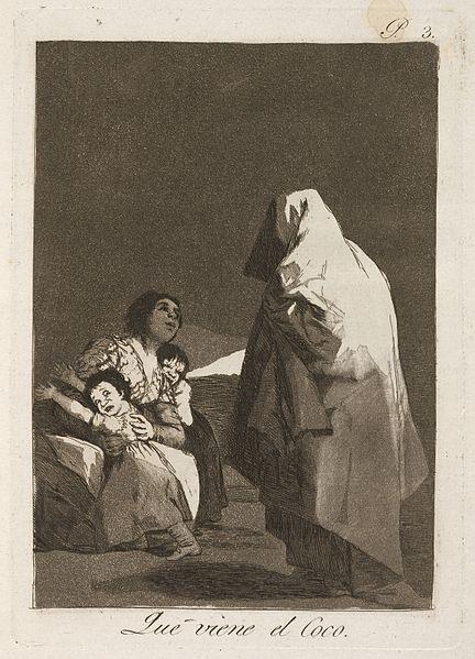 432px-Goya_-_Que_viene_el_coco_(Here_Comes_the_Bogey-Man)