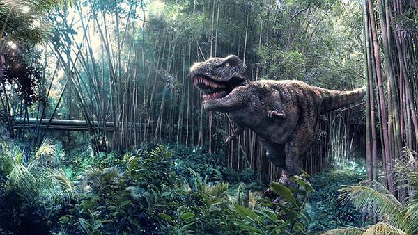 ティラノサウルスはただの大きな鳥だった代