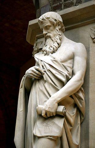 310px-Euclid_statue,_
