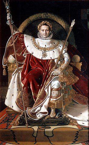 296px-Ingres,_Napoleon_on_his_Imperial_throne