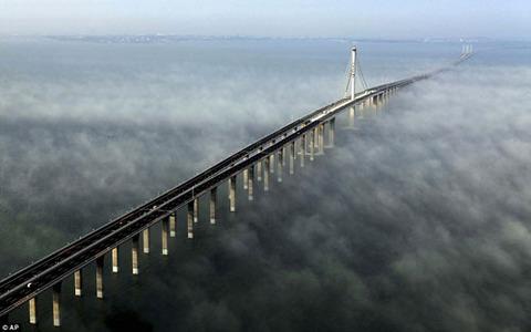 中国の橋欠陥-