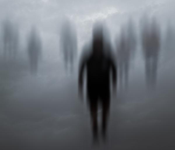 視界の隅に現れる?シャドーパーソン、黒い人影見たことある人おる?
