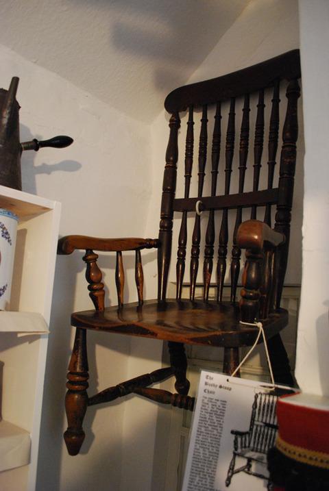 バズビーの椅子