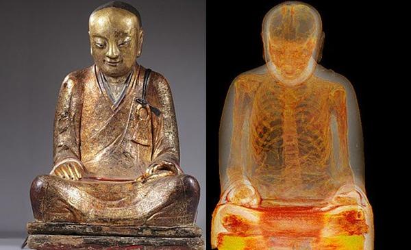 9-mummified-buddha-statue