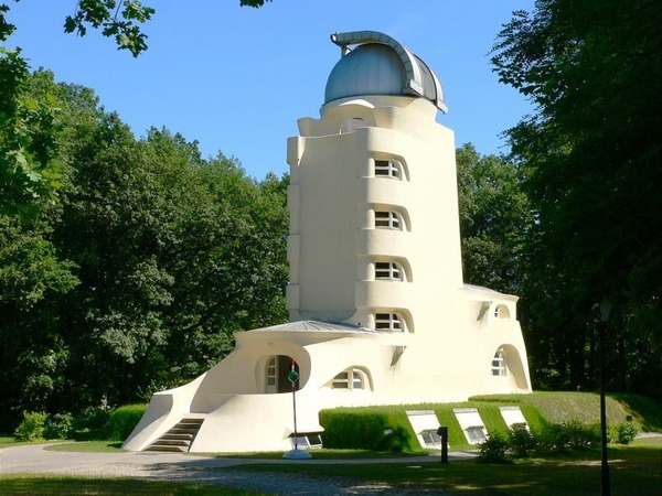 The-Einstein-Tower-in-Potsdam-Germany