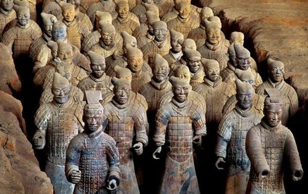 4-Qin-Shi-Huang-clay-soldiers