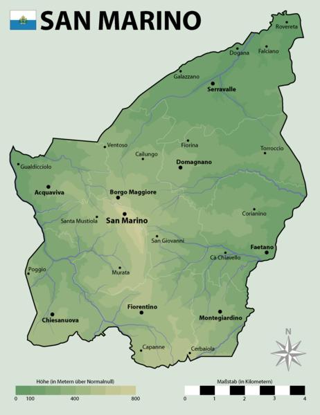 462px-San_marino_map
