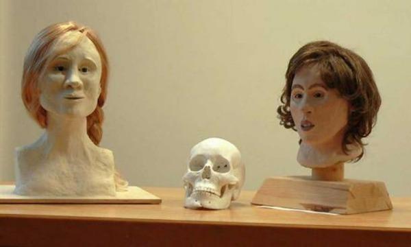 Two-3D-facial-reconstructions