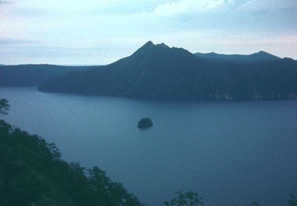 1974_Japan_Lake_Masshu