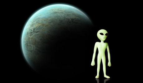 「近く宇宙人と遭遇する。食べることもできるかも。」