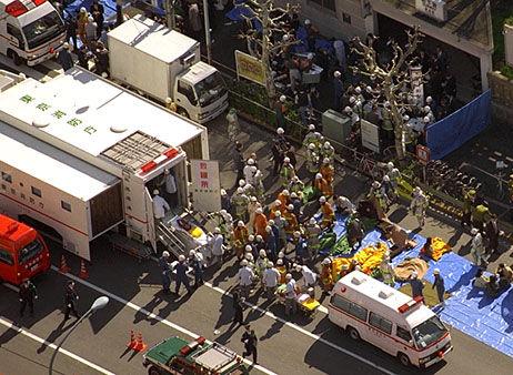 地下鉄サリン事件から今日で22年。1995年は激動の一年だったよな
