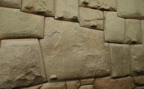 クスコの石組み