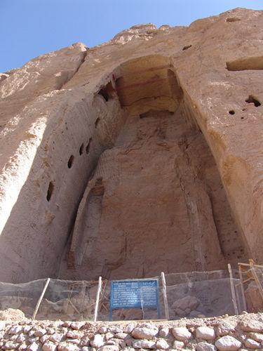 Bouddhas_de_Bamiyan_-_Aout_2005