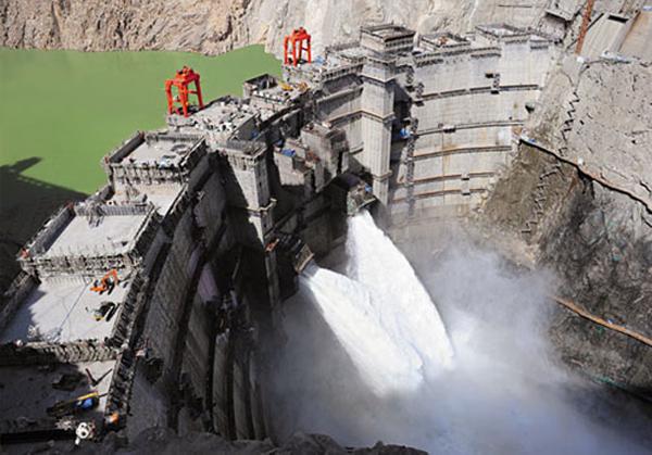 Laxiwa-Dam
