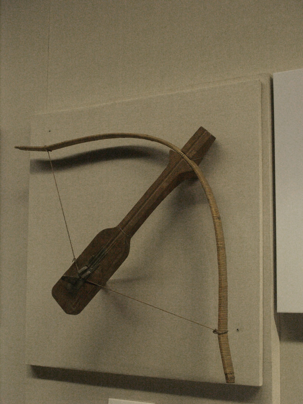 Qin_crossbow_trigger,_shaanxi_history_museum