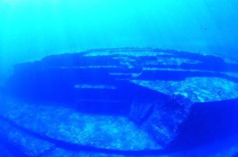 海底遺跡 1