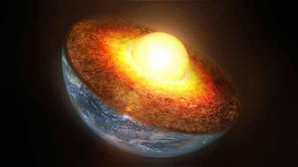地球の中心って重力どうなってるの?