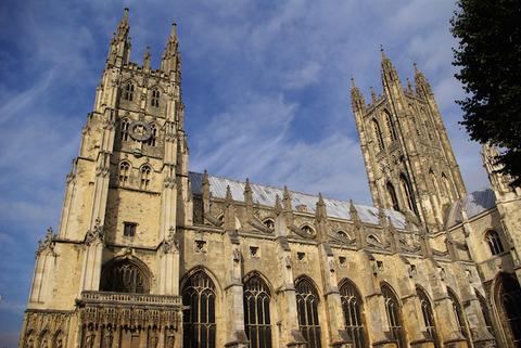 カンタベリー大聖堂(イギリス)