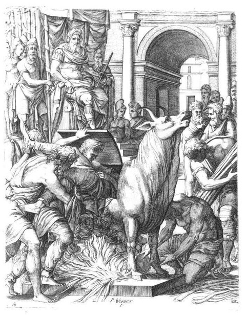 ファラリスの雄牛