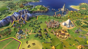 Upcoming PC games Civilization VI