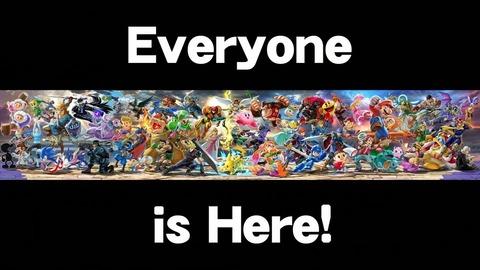 super-smash-bros-ultimate-roster