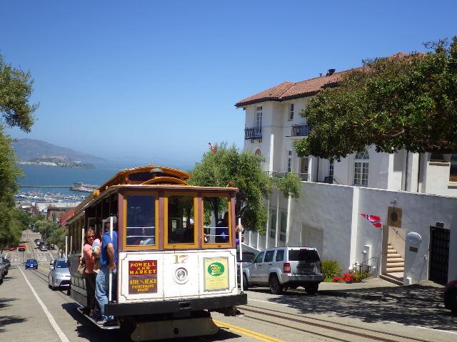 サンフランシスコ定番の一風景 : 世界遺産マイスターK の人生を楽しく ...
