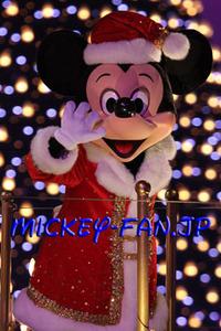 クリスマス・ミッキー