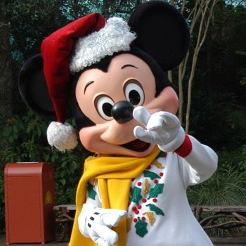 WDWクリスマス03 - 1